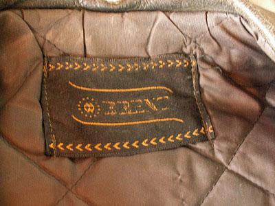 ブレント モーターサイクルジャケット