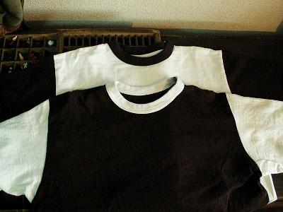 発売予定商品・Tシャツ