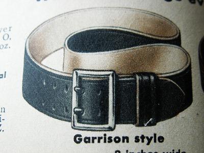 GARRISON STYLE