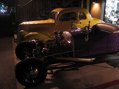 VICTOR HOT ROD SHOP