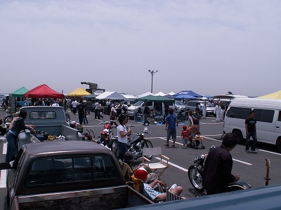 2007 MOONEYES MOTORCYCLE SHOW