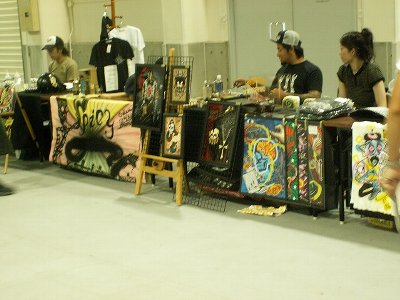 """NEW ORDER CHOPPER SHOW 2nd"" & ""BARBARIAN CIRCUS"""