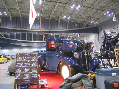 2007 YOKOHAMA HOT ROD CUSTOM SHOW