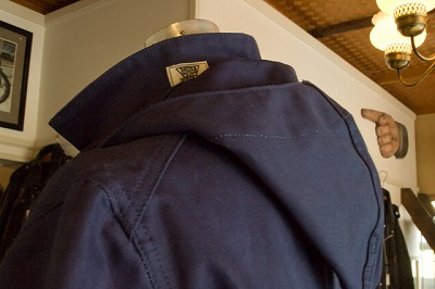 GENT-X & SIBRO Overall Jacket TEST SHOT