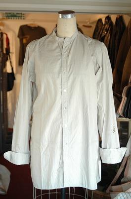 10-20's ドレスシャツ
