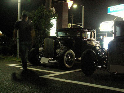 Cruise night 08/09