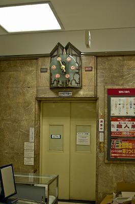 横浜松坂屋 エレベーター