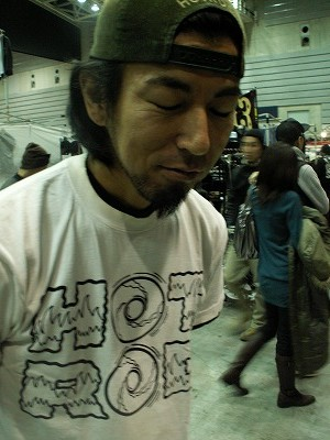 五分様、ホットロッドカスタムショー 2008