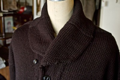 20~30s STYLE SWEATER COAT
