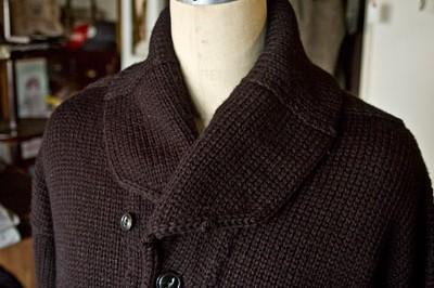 20~30s STYLE SWEATER COAT