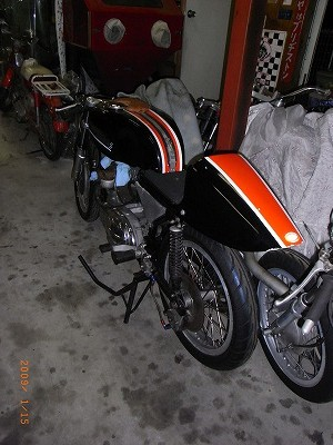 Ted's Special motorcycle works