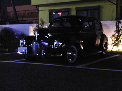VICTOR HOT ROD SHOP -Cruise Night-