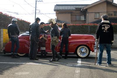 駅伝観戦クルーズ2010