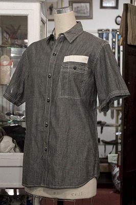 Coming soon - Chambray shirts