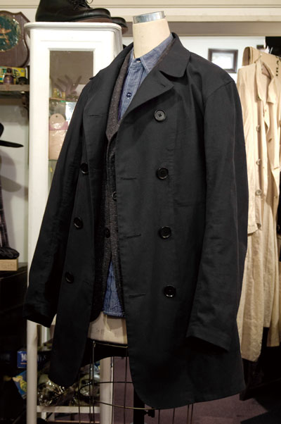 SIBRO DUSTER COAT & CYCLISTS JACKETS