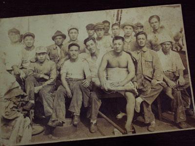 MENS AT WORK (日本編)