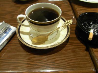 先日のコーヒー