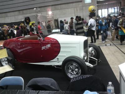 2011 横浜ホットロッドカスタムショー