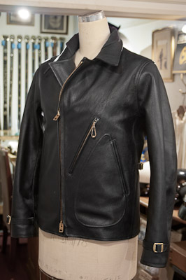 Coming Soon - Leather Jacket Aviators Style