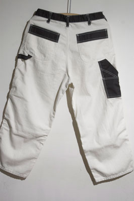 Coming Soon ― Painter Pants Two-tone Style