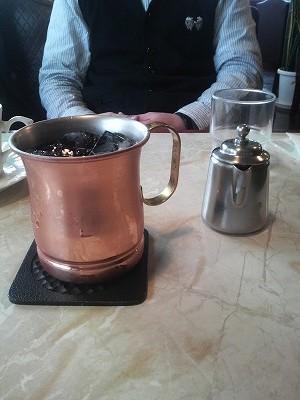 今日の軽食&喫茶