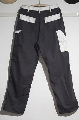 再入荷のお知らせ ― Painter Pants Two-tone style