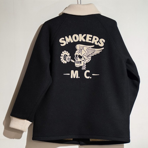 "商品入荷のお知らせ ― SIBROxGENT-X Three Quarter Jacket ""SMOKERS M.C."""