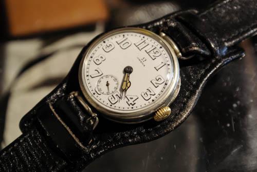 今日の私物 - ビンテージ時計