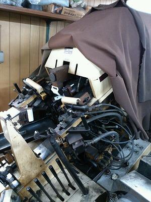 東京下町の製靴工場
