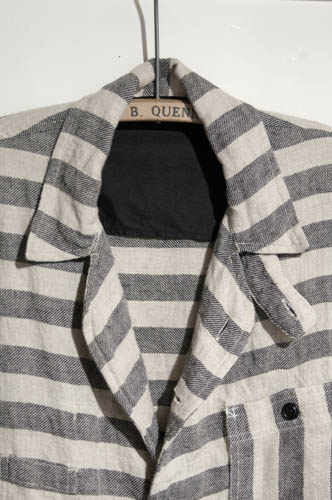Coming soon ― Wear of Stripes Jacket & Vest