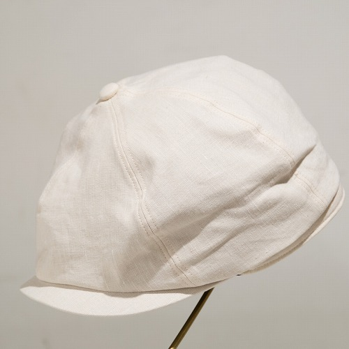 Serviceman's Cap, OffWhite