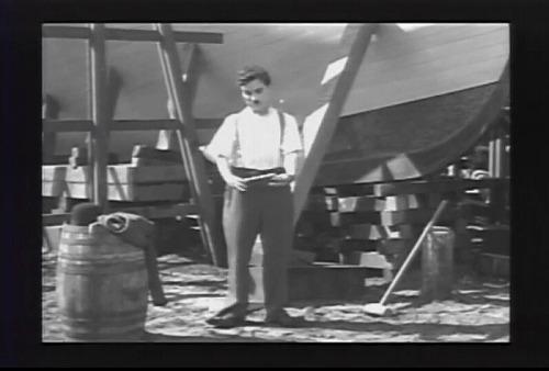 """本日のディスプレー ― Hommage to Charles Spencer """"Charlie"""" Chaplin 2"""