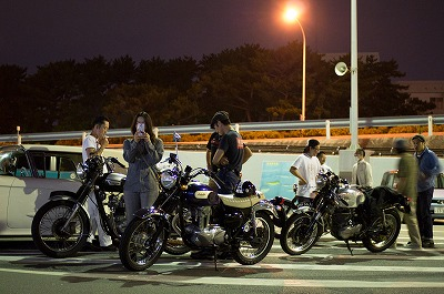 PAINTERS Demonstration 一日目 & Cruise Night