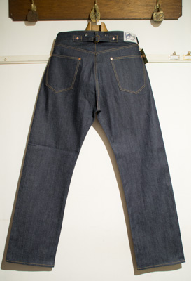 "商品入荷のお知らせ ― Denim Pants ""&Beat Generation"" , ""Lost Generation"""