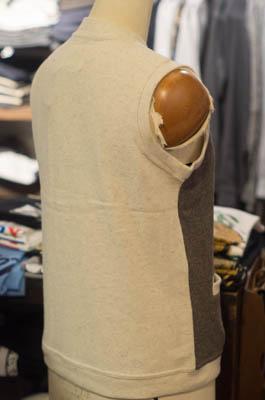 商品入荷のお知らせ ― Papa Knit Vest