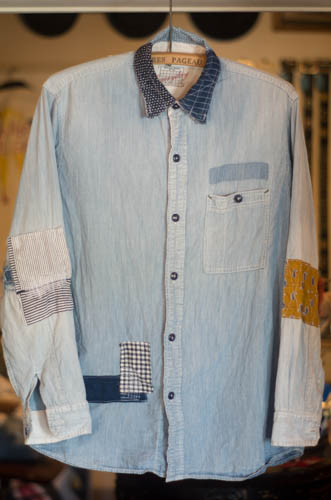 殿堂入り ― Chambray Shirts, Sibro Everyday