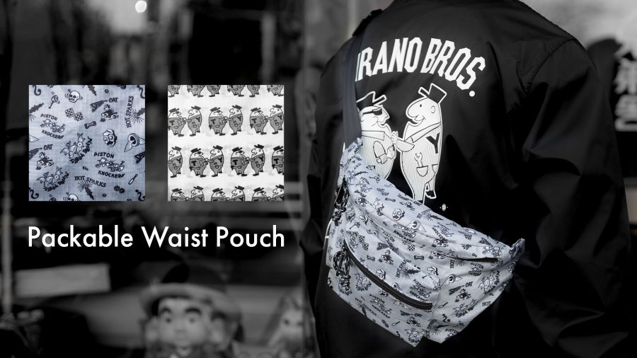 Packable Waist Pouch