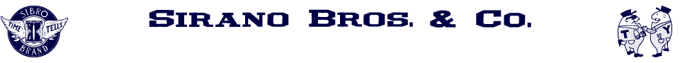 SIRANO BROS. &Co.