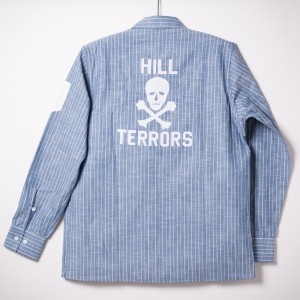 "Texas League Hit Shirts ""HILL TERRORS"""
