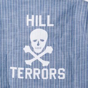 """Texas League Hit Shirts """"HILL TERRORS"""""""