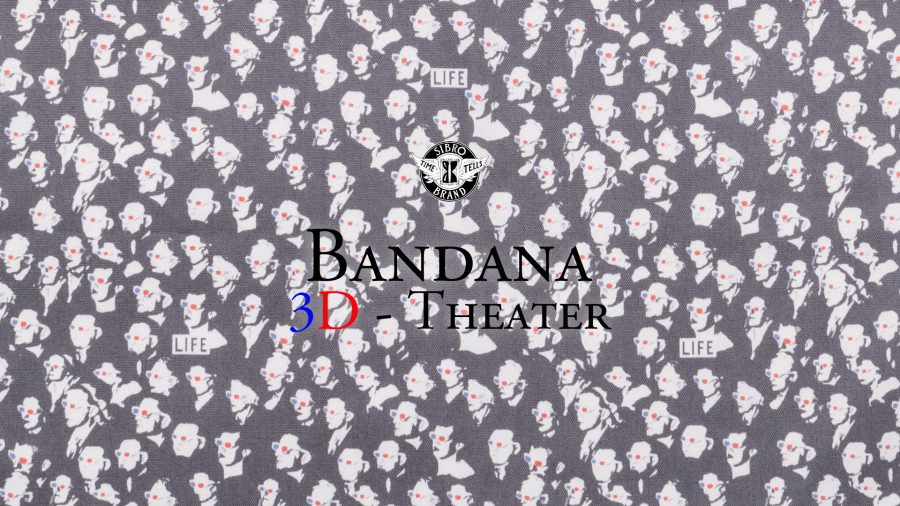 Bandana LIFE 3D Theater