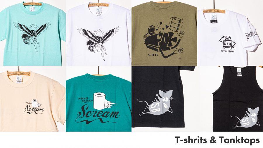 T-shirts&Tanktops