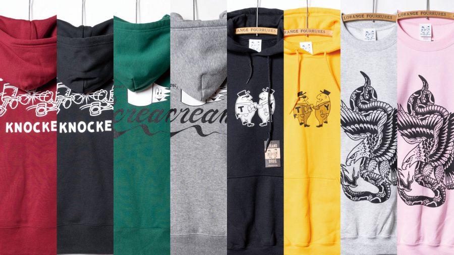 Parka&Sweatshirts