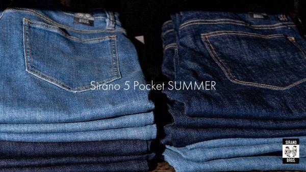 Sirano 5 Pocket SUMMER