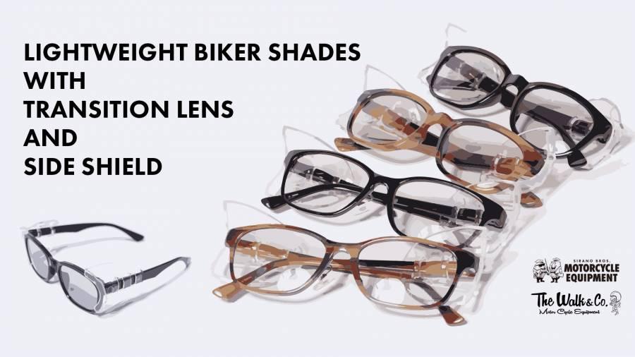 Lightweight Biker Shades