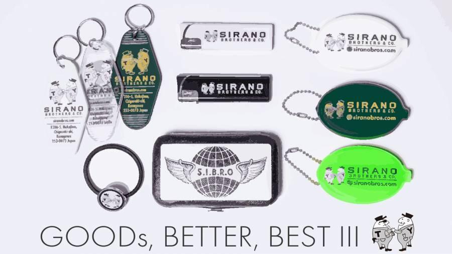 Sirano Bros. Goods
