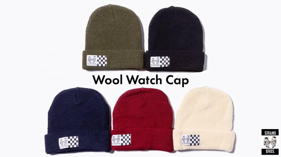 Wool Watch Caps