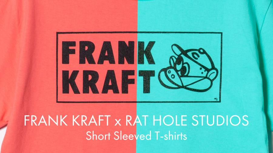 FRANK KRAFT T-shirts